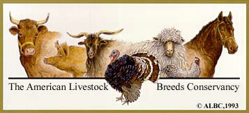 American LIvestock Breed Conservancy